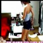 imagen Desnudandose y bailando delante de la camara web porno