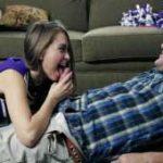 imagen Incestous padre e hija teniendo sexo