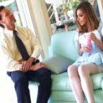 imagen papa se aprovecha de la hija Jenna Haze