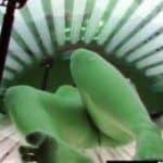 imagen gopro dentro de una cabina de solarium