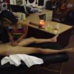imagen masaje erotico con una paja y final feliz