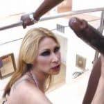 imagen Tiffany Mynx hace porno interracial con negro