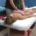 imagen masaje espontaneo con una chica amateur