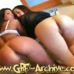 imagen Katusni y Giselle teniendo sexo anal